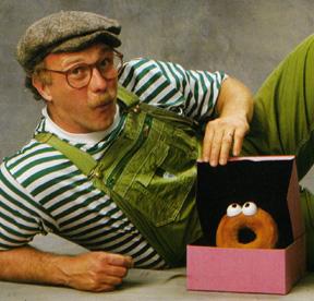 "Rob ""The Donut Man"" Evans"